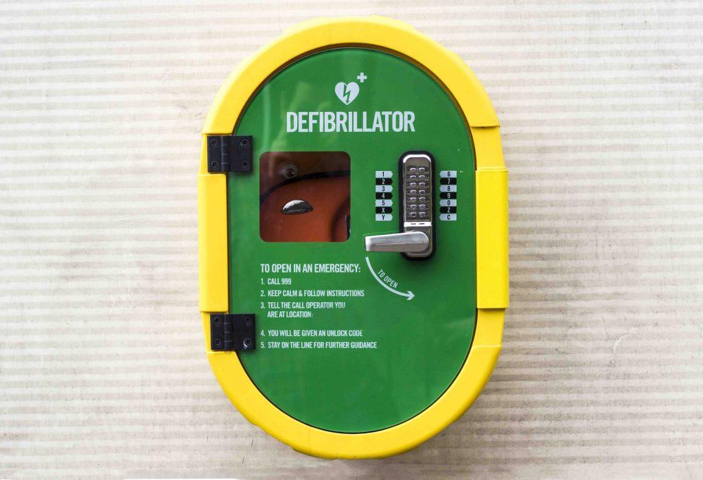 defibbrilator