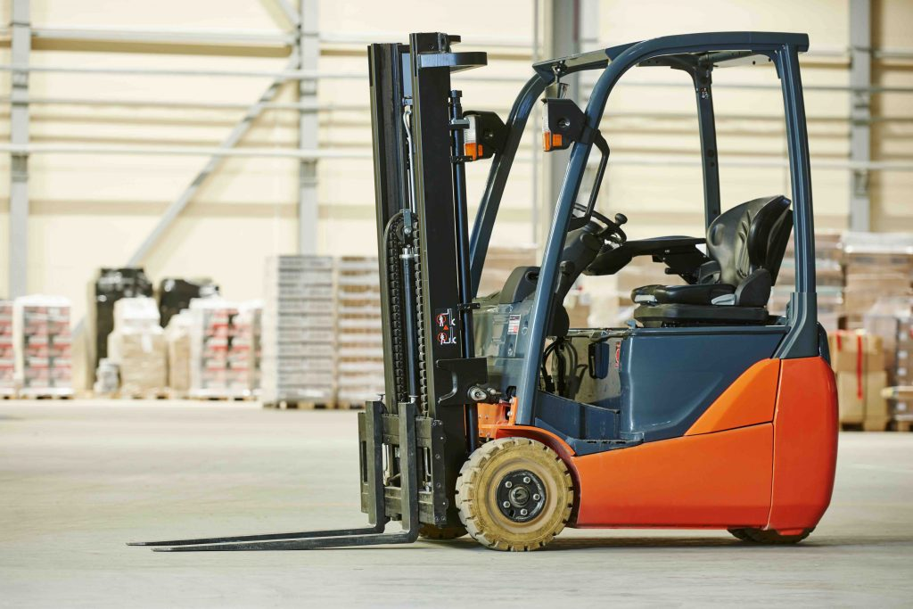 counterbalance-forklift-truck
