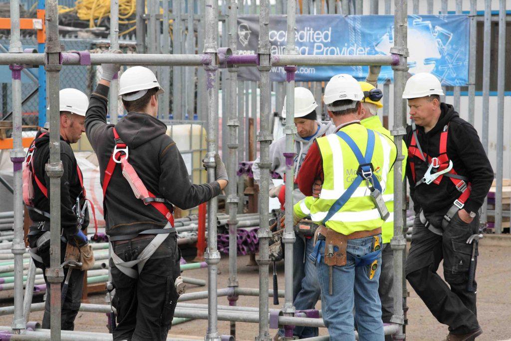 System-scaffold
